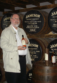 Steve at Jameson Factory